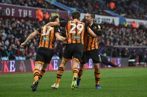 hull city edge closer to championship play-offs as leeds united have deficit at the top cut