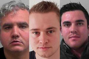 monsters and manipulators - the 65 paedophiles and sex offenders convicted in bristol in 2018