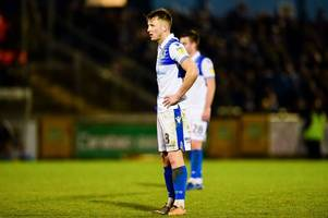 'bristol rovers looked like relegation fodder today' - gasheads react to defeat