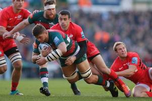 rugby rumours and transfer news: leicester tigers forward joins bath; sales sharks to sign springbok prop; exeter chiefs prop joins wasps