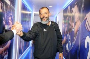 nuno espirito santo on his admiration for leicester city and why he's 'totally confident' ahead of game