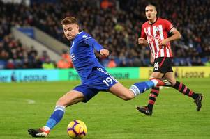 Time for Harvey Barnes to become a man, says Leicester City boss Claude Puel