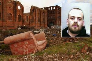 how mark martin became nottingham's first and only 'serial killer'