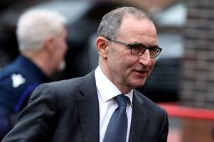 martin o'neill picks his first nottingham forest team to face bristol city