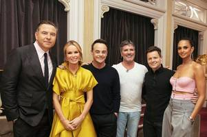 Simon Cowell shocks fans with new look at Britain's Got Talent