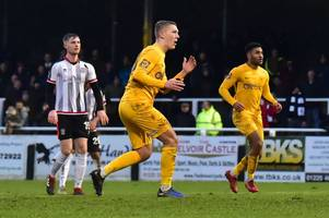 johnson frustrated by 'very poor' torquay united performance in defeat at bath city