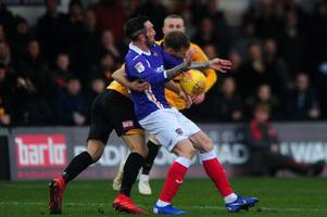 Exeter City slip to defeat at Newport County and further away from League Two's top three
