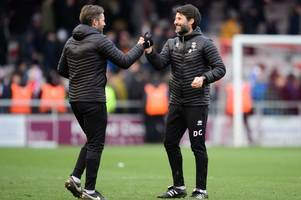 'composure and intelligent' - danny cowley's verdict on lincoln city's derby win