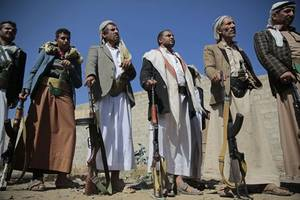 UN experts: Fuel from Iran is financing Yemen rebels' war