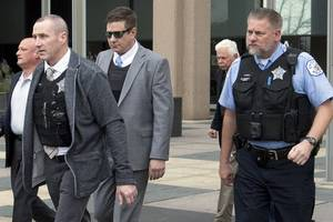 white chicago cop who shot black teen gets nearly 7 years in prison