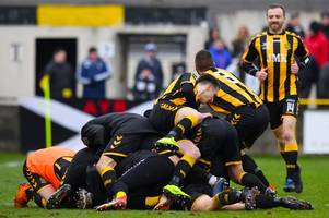 Auchinleck Talbot 1 Ayr United 0 as Craig McCracken strikes to seal Scottish Cup shock for the ages - 3 talking points