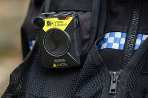failure to provide body-worn cameras to prison officers exposes them to 'unnecessary risk' say tories