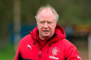 former rangers coach jimmy nicholl slaughters mystery ibrox star for 'wasting and abusing his talent'