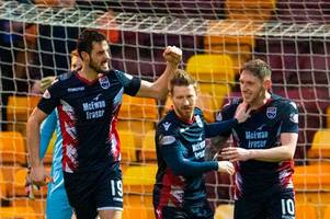motherwell 1 ross county 2 as brian graham stars for the staggies in the scottish cup - 3 talking points
