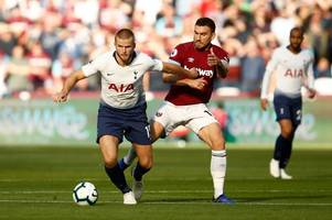 dier, lucas, sissoko - latest spurs injury news and expected return dates ahead of fulham clash