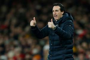 every word unai emery said on chelsea win, denis suarez deal, bellerin, lacazette and transfers