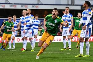 qpr player ratings: scowen struggles as rs have an afternoon to forget against preston north end