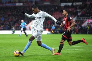 west ham player ratings vs bournemouth: carroll's shocking miss punished in dire defeat