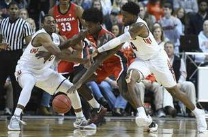 auburn center austin wiley out with lower leg injury