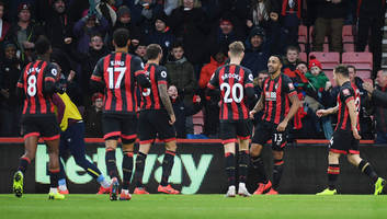 bournemouth 2-0 west ham: report, ratings & reaction as cherries defeat lacklustre hammers