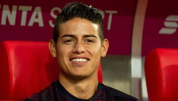 german journalist labels talk of james rodriguez leaving bayern munich for arsenal a 'crazy story'