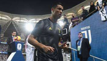 Juventus Star Cristiano Ronaldo Due to Attend Court in Madrid on Tuesday Over Tax Issues