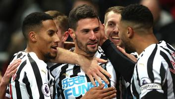 Newcastle United 3-0 Cardiff City: Report, Ratings & Reaction as Fabian Schär Brace Downs Bluebirds