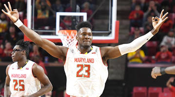 Young Maryland Growing Up Quickly and Looking Dangerous in the Big Ten