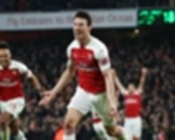 arsenal's fighting spirit in chelsea triumph was 'amazing', says koscielny