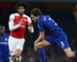 mohamed elneny lauds 'awesome' arsenal win over chelsea