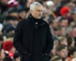 'When Klopp or Guardiola do it they're special' - Mourinho feels he is treated differently to rivals