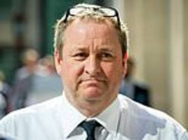 billionaire mike ashley hires pr chief to push high street role