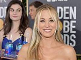 fiji water girl kelleth cuthbert lands a role on a soap opera after photobombing at golden globes