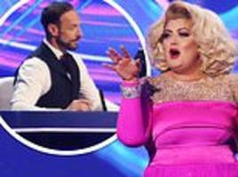 Gemma Collins lashes out at Dancing On Ice judge Jason Gardiner