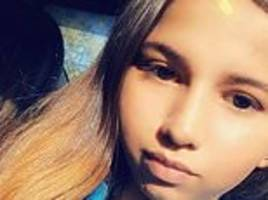 girl, 14, made cry for help on social media before ending her life