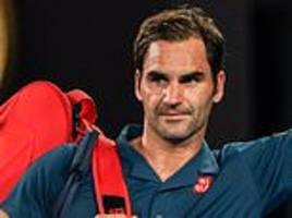 Roger Federer has 'massive regrets' after shock Australian Open defeat