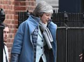 the pm could quit in may if it gets eurosceptic tories to vote for her deal