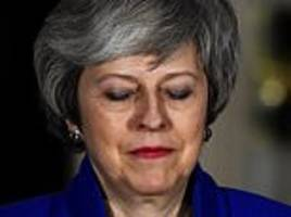Theresa May's local police force lets off wife beaters with a caution