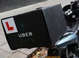 uber eats workers are flouting a ban on delivering mcdonald's to schools