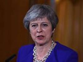 Downing Street warns of 'concerning' moves by rebel MPs as TWO groups try to frustrate Brexit plans