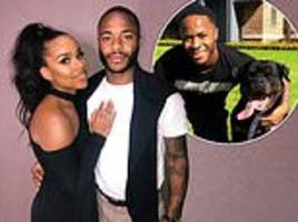 Raheem Sterling forced to splash out on specialist guard dog after fiancée walked in on burglary