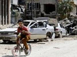 Syrian state media: Bombing targets checkpoint in capital
