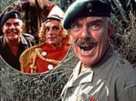 windsor davies was an icon from when we were allowed to laugh at anything says christopher stevens