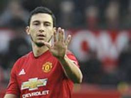 Manchester United still waiting to receive a loan offer from Juventus for full-back Matteo Darmian
