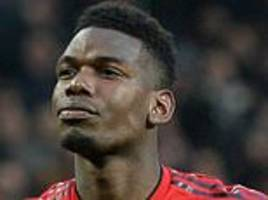 ole gunnar solskjaer admits concerns over paul pogba's penalty technique insists strike is clean