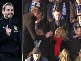sky make hilarious gaffe as they send reporter to talk to the favourite for the huddersfield job