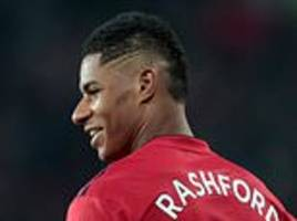 solskjaer compares rashford to man united greats rooney and ronaldo