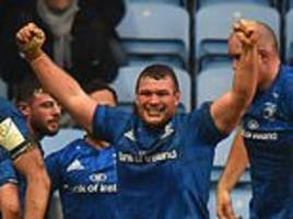 wasps 19-37 leinster: injury problems mount for england