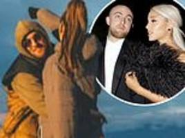 Ariana Grande says she misses ex Mac Miller on what would be his 27th birthday