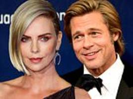 Brad Pitt, 55, and Charlize Theron, 43, 'dating' after being introduced by her ex-fiance Sean Penn